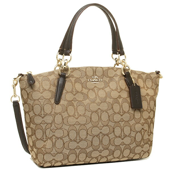 Brown coach bags