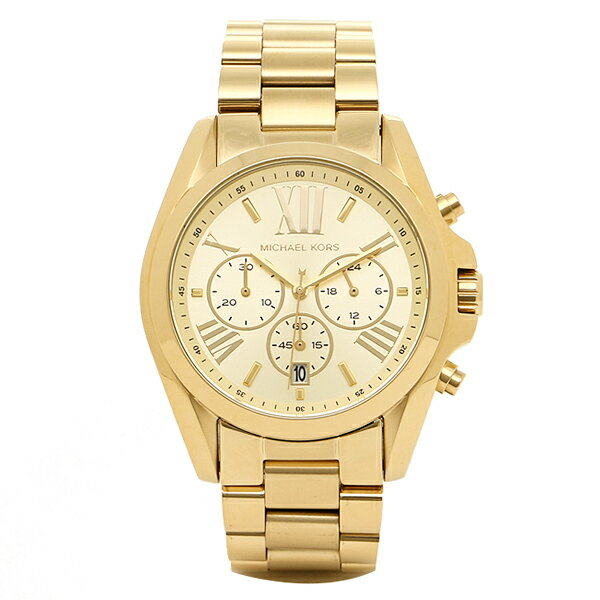 best wholesaler sale quite nice Michael Kors watch Lady's MICHAEL KORS MK5605 gold