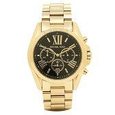 マイケルコース 腕時計 MICHAEL KORS MK5739 ブラック ゴールド