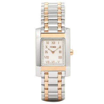 フェンディ 時計 レディース FENDI F702240 クラシコ 腕時計 ウォッチ シルバー/ゴールド