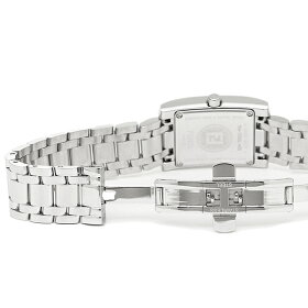 フェンディ時計レディースFENDIF705210Jクラシコ腕時計ウォッチシルバー/ブラック