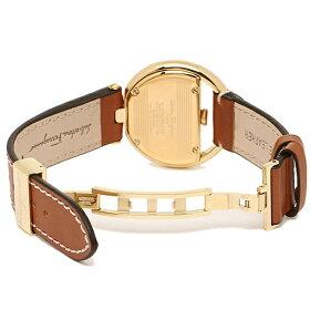サルヴァトーレフェラガモ時計レディースSalvatoreFerragamoFG5020014BUCKLEバックル腕時計ウォッチゴールド/ブラウン