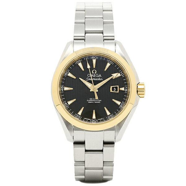 オメガ 時計 レディース OMEGA 231.20.34.20.01.004 SEAMASTER AQUA-TERRA シーマスターアクアテラ 腕時計 ウォッチ シルバー:ブランドショップ AXES