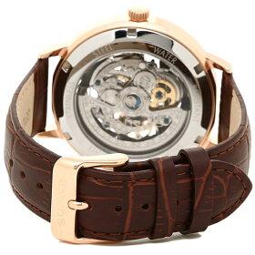 ゾンネ時計SONNEH014PG-BRHAORIハオリ自動巻き腕時計ウォッチブラウン/ゴールド