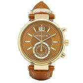 マイケルコース 腕時計 MICHAEL KORS MK2424 ブラウン ゴールド