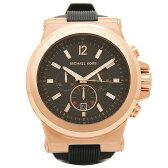マイケルコース 腕時計 MICHAEL KORS MK8184 ブラック ゴールド