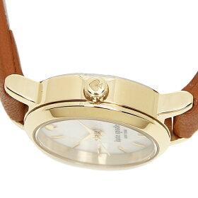 ケイトスペード時計KATESPADE1YRU0867TINYMETROSTRAPタイニーメトロ腕時計ウォッチブラウン/ゴールド