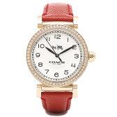 コーチ 腕時計 COACH 14502400 ゴールド レッド