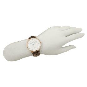 ダニエルウェリントン時計DanielWellington1102DW38mmDAPPERYORK腕時計ウォッチROSEGOLD