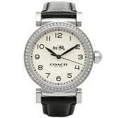 コーチ 腕時計 COACH 14502399 ブラック ホワイト