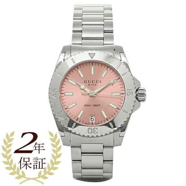 腕時計, レディース腕時計 OK GUCCI YA136401 DIVE