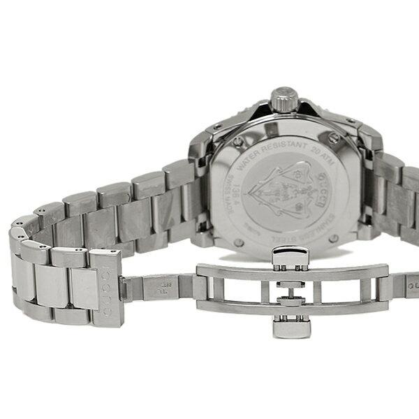 3941be473549 【4時間限定ポイント10倍】グッチ 時計 レディース GUCCI YA136401 DIVE 腕時計 ウォッチ ピンク:ブランドショップ AXES -  089d0