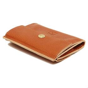 イルビゾンテ財布ILBISONTEC0910P1452つ折り財布CARAMEL