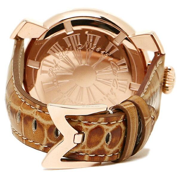 9806e93f46 楽天市場】ガガミラノ 腕時計 メンズ/レディース GAGA MILANO 5021.2 BRW ...