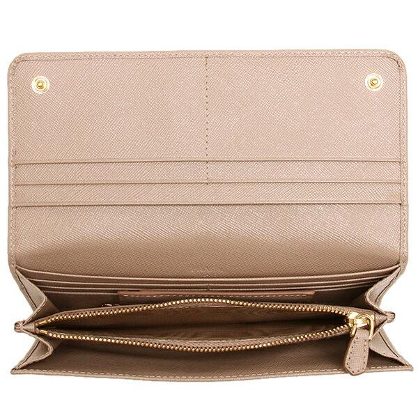 5cf29cc0dde Brand Shop AXES: Prada wallet Lady's PRADA 1MH132 ZTM F0770 SAFFIANO ...
