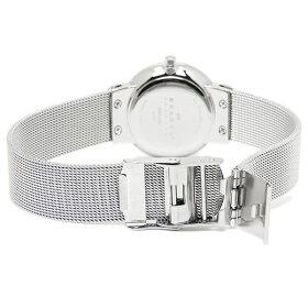 スカーゲン時計SKAGEN358SSSBDFREJAフレジャレディース腕時計ウォッチブラック/シルバ−