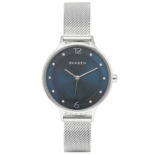 スカーゲン 時計 SKAGEN SKW2307 ANITA アニタ レディース腕時計ウォッチ ブル−/シルバ−