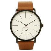 スカーゲン 時計 SKAGEN SKW6216 HAGEN ハーゲン メンズ腕時計 ウォッチ シルバ−/ブラウン