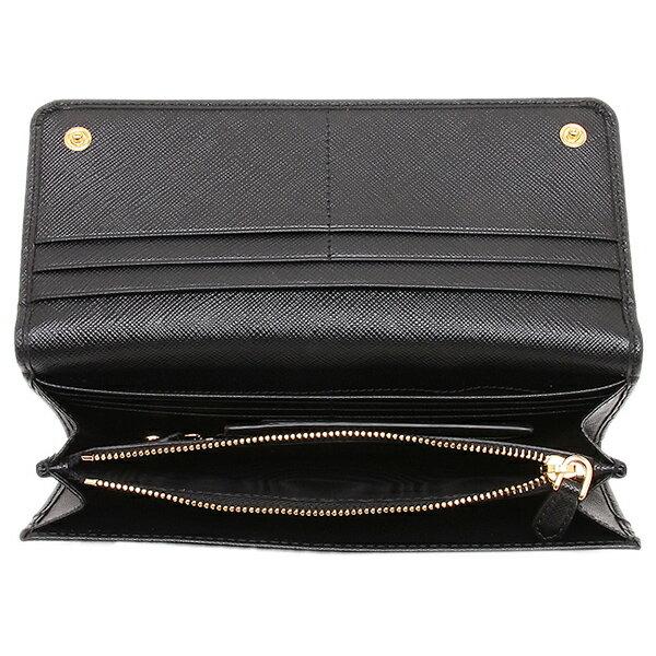 2e9ea9795faa Brand Shop AXES: Prada wallet Lady's PRADA 1MH132 QWA F0002 SAFFIANO ...