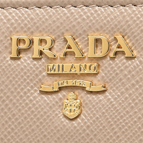 b10763332fc Brand Shop AXES: Prada wallet Lady's PRADA 1ML506 QWA F0770 SAFFIANO ...