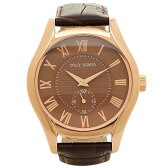 ドルチェセグレート 時計 DOLCE SEGRETO MEA200BR ドレス メンズ腕時計 ウォッチ ブラウン