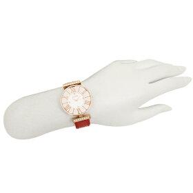 フォリフォリ時計FOLLIFOLLIEWF1B029SSSREダイナスティDYNASTYレディース腕時計ウォッチホワイト/ピンクゴールド/レッド