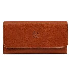 イルビゾンテILBISONTE財布レディース/メンズC0775-P145長財布CARAMEL