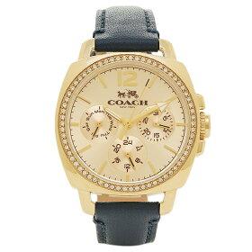 コーチ腕時計COACH14502124ブルーゴールド