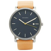 スカーゲン 時計 SKAGEN SKW6279 HAGEN ハーゲン メンズ腕時計 ウォッチ ブルー/ブラウン