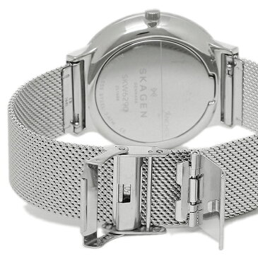 【4時間限定ポイント5倍】スカーゲン 時計 SKAGEN SKW6290 ANCHER アンカー メンズ腕時計 ウォッチ シルバー