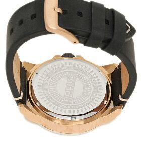 ポリス時計メンズPOLICEPL14385JSRS/57REAPER5気圧防水腕時計ウォッチBLACK/SILVER