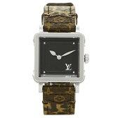 ルイヴィトン 腕時計 LOUIS VUITTON Q3M003 モノグラム ノワール