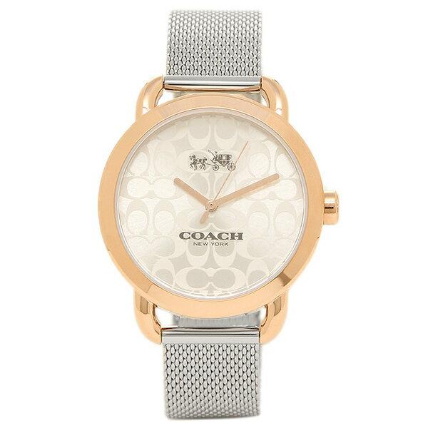 【6時間限定ポイント10倍】コーチ 腕時計 レディース アウトレット COACH W6182 TT ゴールド