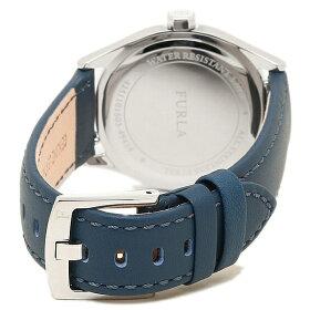 フルラ腕時計FURLAR4251101503シルバー/ブルー