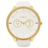 フルラ FURLA 腕時計 R4251102503 イエローゴールド/ホワイト