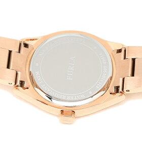 フルラ腕時計FURLAR4253101501ローズゴールド/ブルー