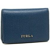 フルラ 折り財布 FURLA 850781 PN75 B30 BL7 ブルー