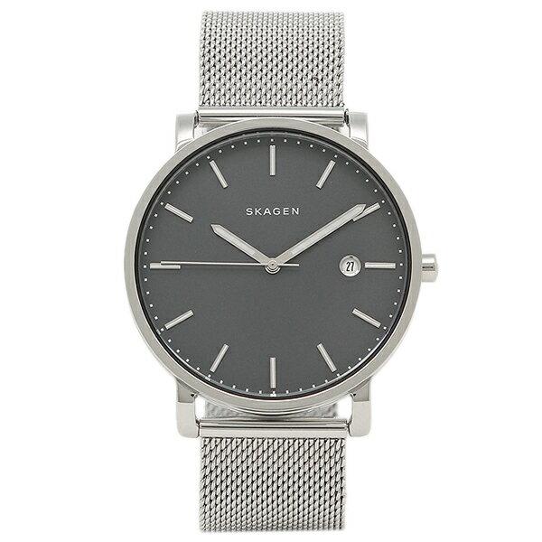 スカーゲン SKAGEN  腕時計 SKAGEN SKW6327 ブル− シルバ−