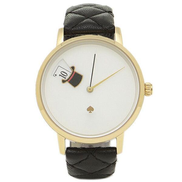 ケイトスペード 腕時計 レディース アウトレット KATE SPADE KSW1214 ゴールド ブラック