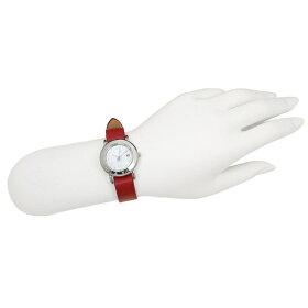 RubinRosa腕時計ルビンローザR601SWHMOPホワイトシェル/レッド/ブルー
