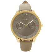 FURLA 腕時計 フルラ R4251102510 866653 ベージュ/イエローゴールド