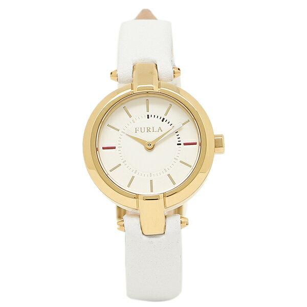 フルラ FURLA 腕時計 レディース R4251106502 866686 イエローゴールド/ホワイト