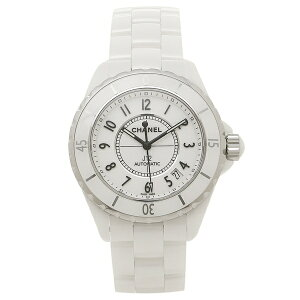 CHANEL Watch Chanel H0970 Silver Ladies White