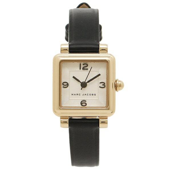 MARC JACOBS 腕時計 レディース マークジェイコブス MJ1545 ホワイト ゴールド ブラック
