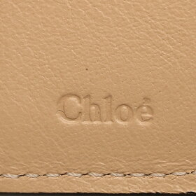 クロエ折財布CHLOE3P0912H1ZB9Aレディースピンクベージュ