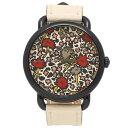コーチ 腕時計 レディース アウトレット COACH W6212 CHK ホワイト ブラック フラワーマルチ クリスマスセール
