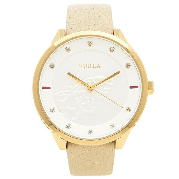 0d9f602a5afc FURLA フルラ 腕時計 レディース R4251102529 ベージュ ホワイト Repetto ...
