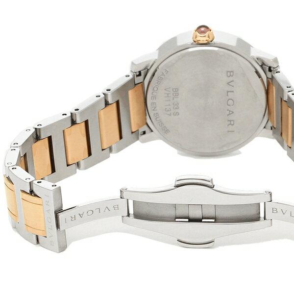 new styles efe19 e3829 ホワイト メンズ シルバー BBL33WSSPGD 腕時計 ピンクゴールド ...