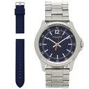 コーチ 腕時計 レディース アウトレット COACH W1535 L38 シルバー ブルー