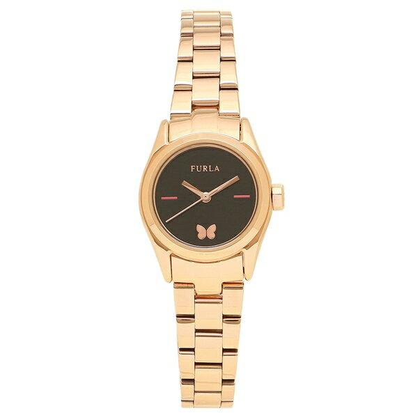 FURLA 腕時計 レディース フルラ 944112 R4253101537 W498 MT0 G09 1G0 ローズゴールド ブラック
